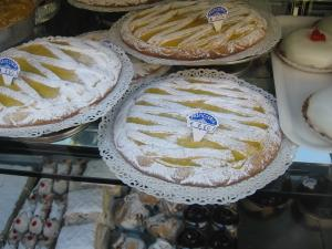 Easter Pie, Rome, Italy